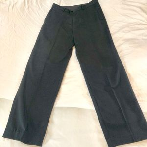 Men's Black Pants Slacks